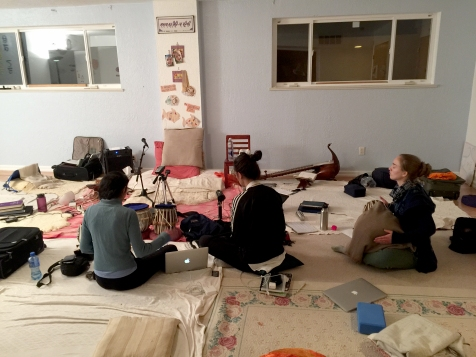 Practice in-between sessions.
